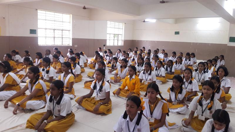 MVM Khatima School Education